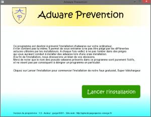 Adware Prevention 1